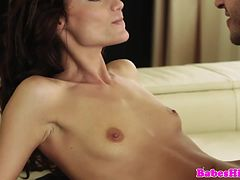 Sophie Lynx squirted with love juice