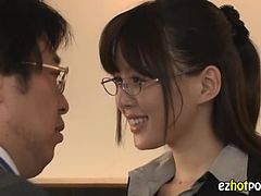 JAV Collection - The Sexual harassment of a