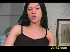 FetishNetwork Alyssa controls your cock