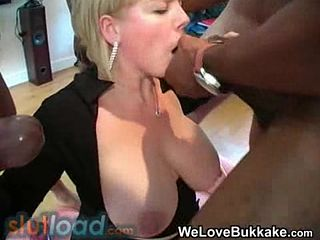 blowjob slutload Bukake